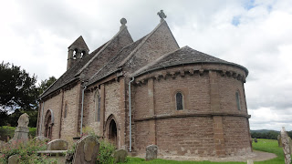 Herefordshire Churches - St. Mary And St David  - Kilpeck