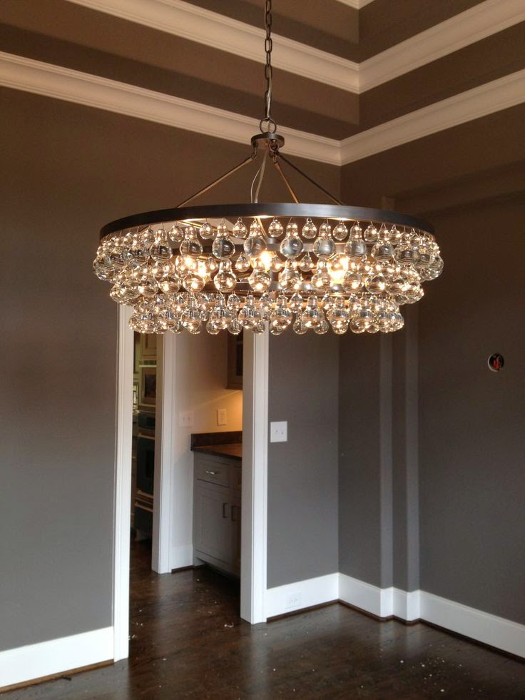 The most perfect chandelier ever designed south shore decorating blog aloadofball Images