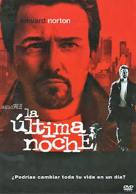La Ultima Noche (2002) Latino DVDRip