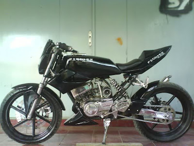 modifikasi rx king street fighter
