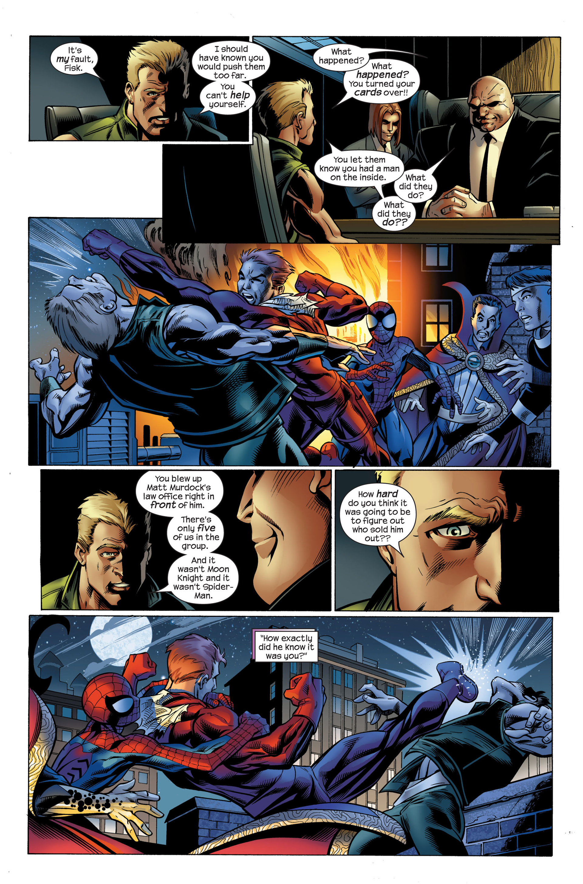 Ultimate Spider-Man (2000) Issue #110 #114 - English 5
