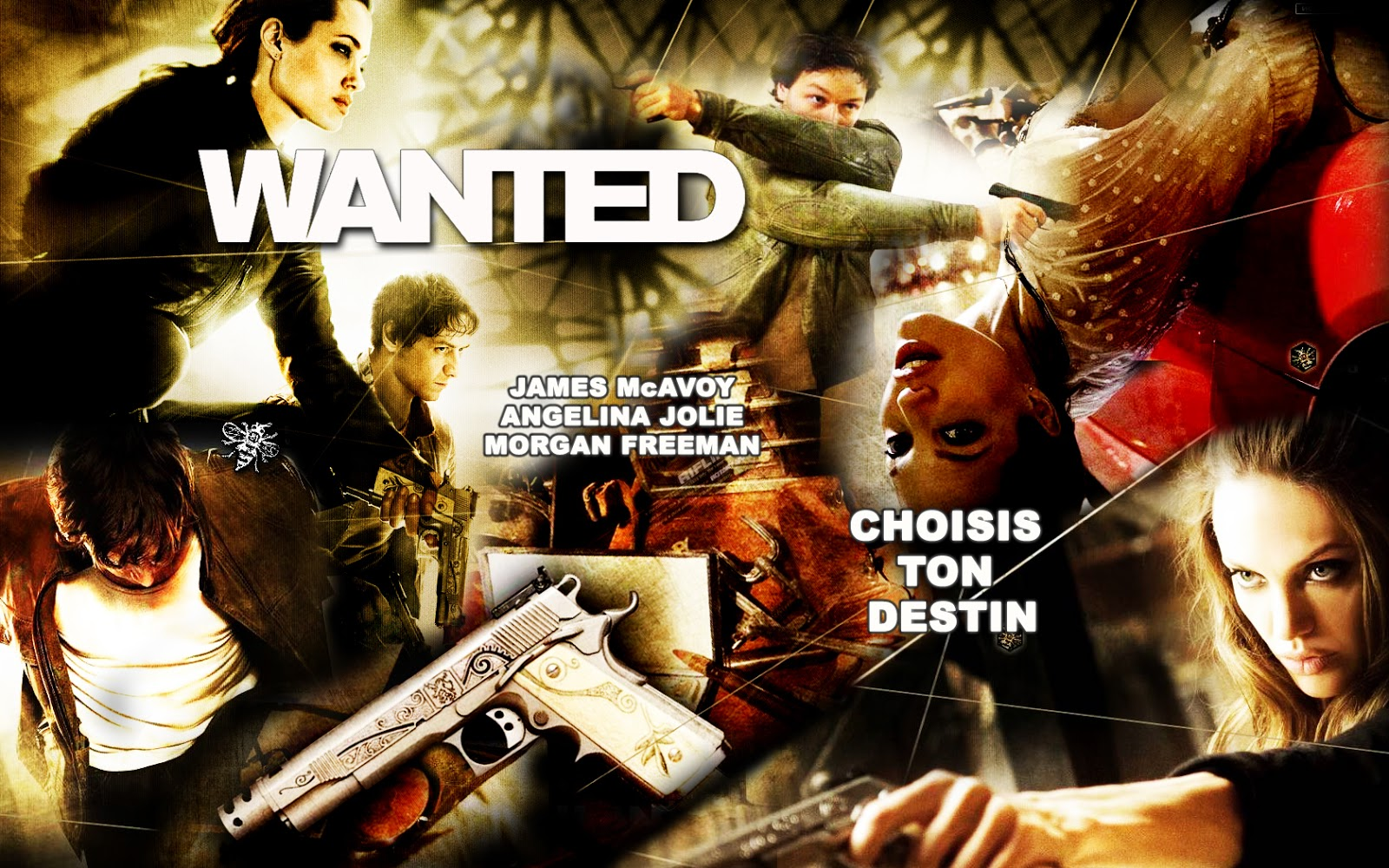 Wanted movie pt 1