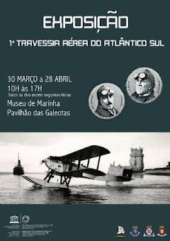 90 ANOS DA PRIMEIRA TRAVESSIA AÉREA DO ATLÂNTICO SUL