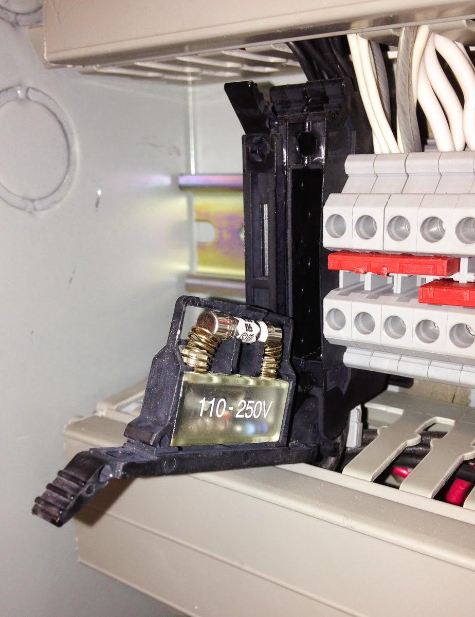 glen s home automation using din rail mount terminal blocks for low rh tcbf62auto blogspot com New Fuse Box Mobile Home Fuse Box Diagram