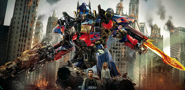 Transformer 3 - poster