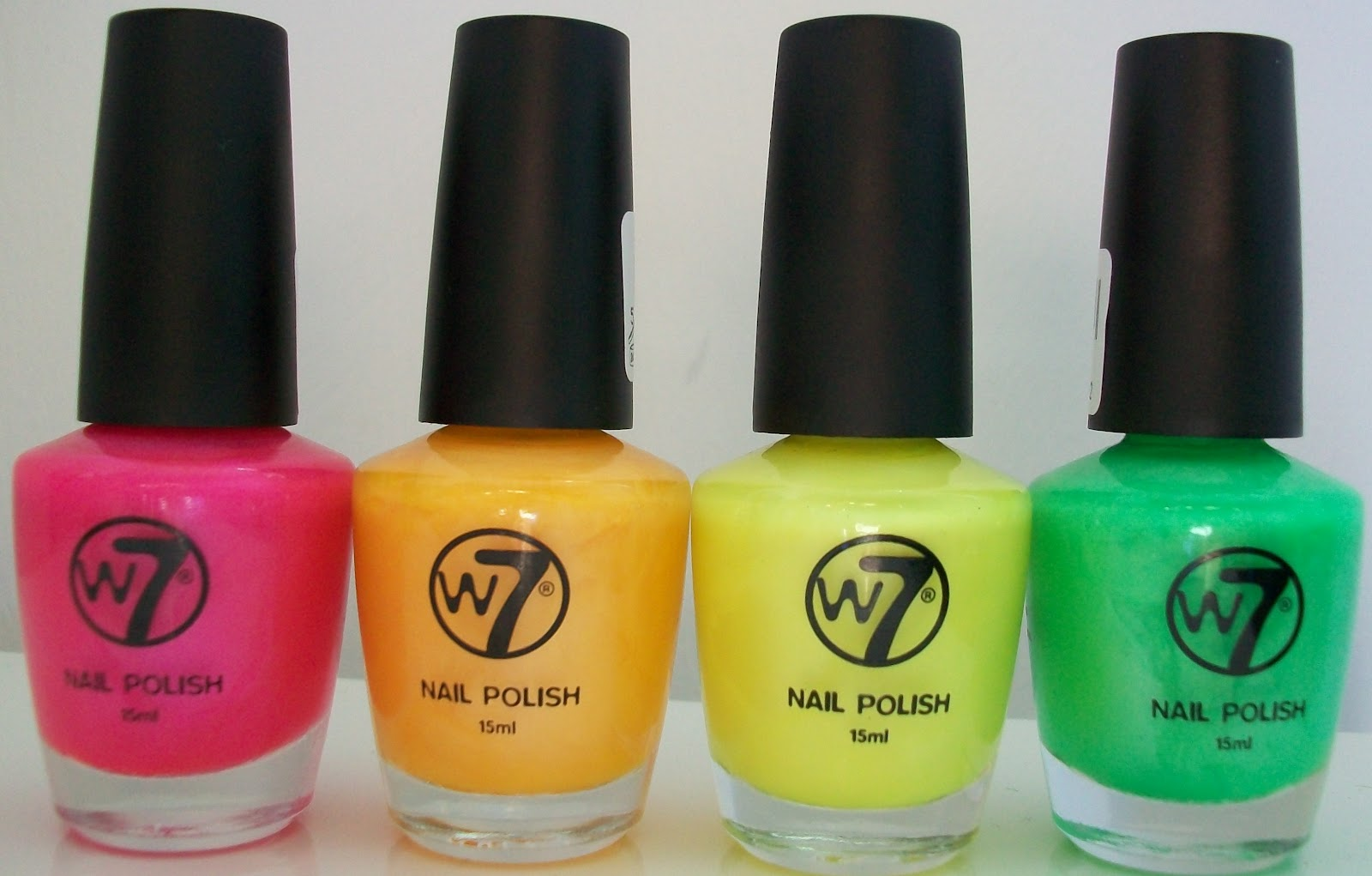 The Colour and The Sparkle: Fluorescent Friday