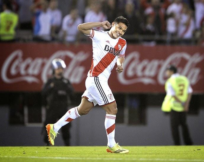 Teo, Gol, Goleador, River, River Plate, Belgrano, Torneo Transición, 2014,