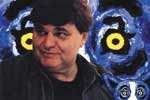 George Rodrigue and Blue Dog
