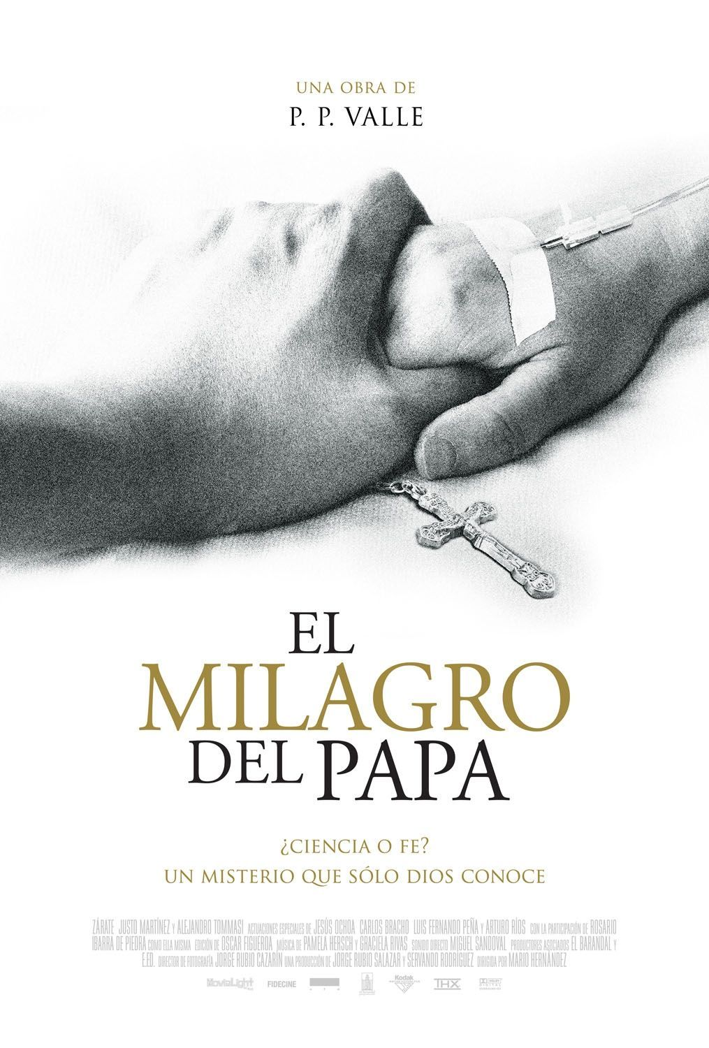 descargar El Milagro Del Papa &#8211; DVDRIP LATINO