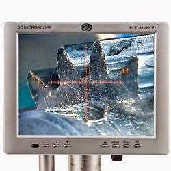Microscopio motorizzato PCE-MVM 3D