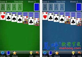 接龍 Solitaire APK / APP 下載,接龍 Android APP Download,好玩的紙牌接龍遊戲 APP 下載