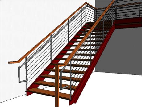 how to make railings in revit