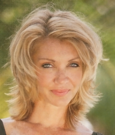 hairstyles for pear shaped face : Hairstyles for Women Over 50 - Older Women Hairstyle Ideas