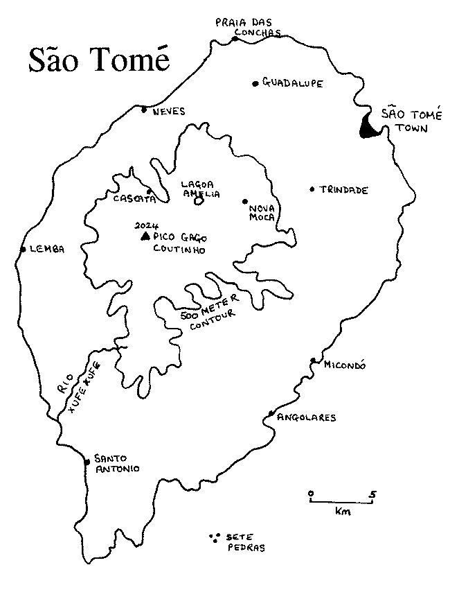 Guadalupe, São Tomé e Príncipe, Missão, Irmãs Franciscanas Missionárias de Nossa Senhora em São Tomé e Príncipe