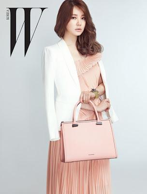 Yoon Eun Hye W Korea Magazine March 2013