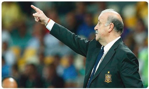 Vicente Del Bosque: I believe that we can win the World Cup