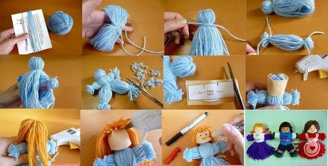 kolay bebek yapımı