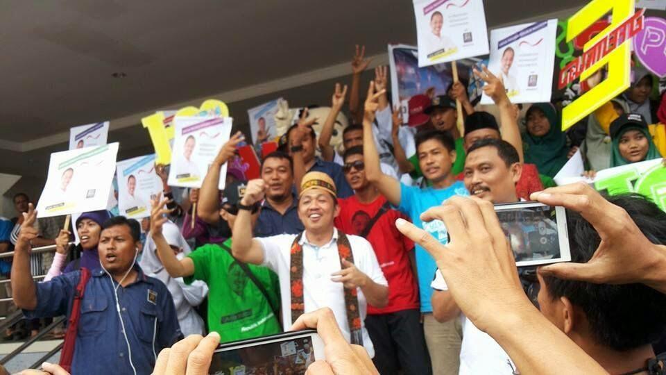 Bengkulu - Presiden Partai Keadilan Sejahtera (PKS) mengatakan suara ...