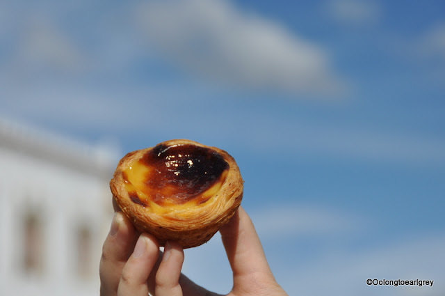 Portuguese Custard Tart, Sintra, Portugal