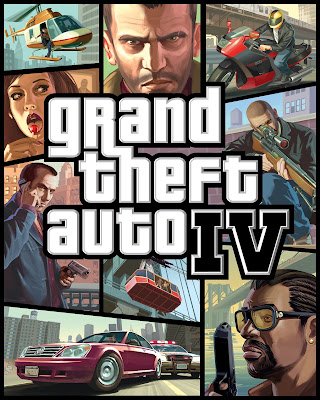 Grand Theft Auto IV - GTA 4 Para PC