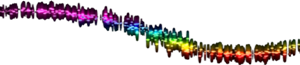 Divisória cores