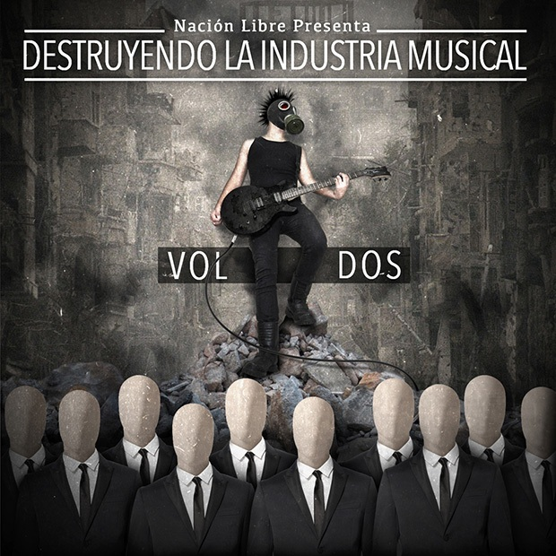 Free Download Mp3 Destruyendo La Industria Musical II