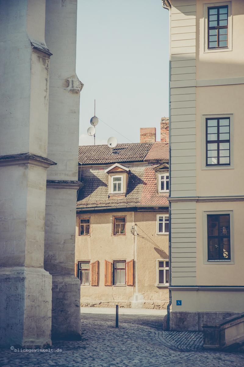 Weimar Altstadtansicht