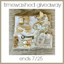 Time Washed Giveaway!