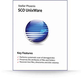 Download Stellar Phoenix SCO UnixWare