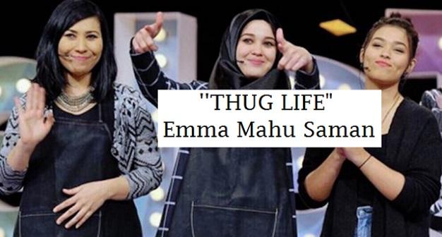 PANAS! Emma Maembong Mahu Saman Blogger Tak Guna!