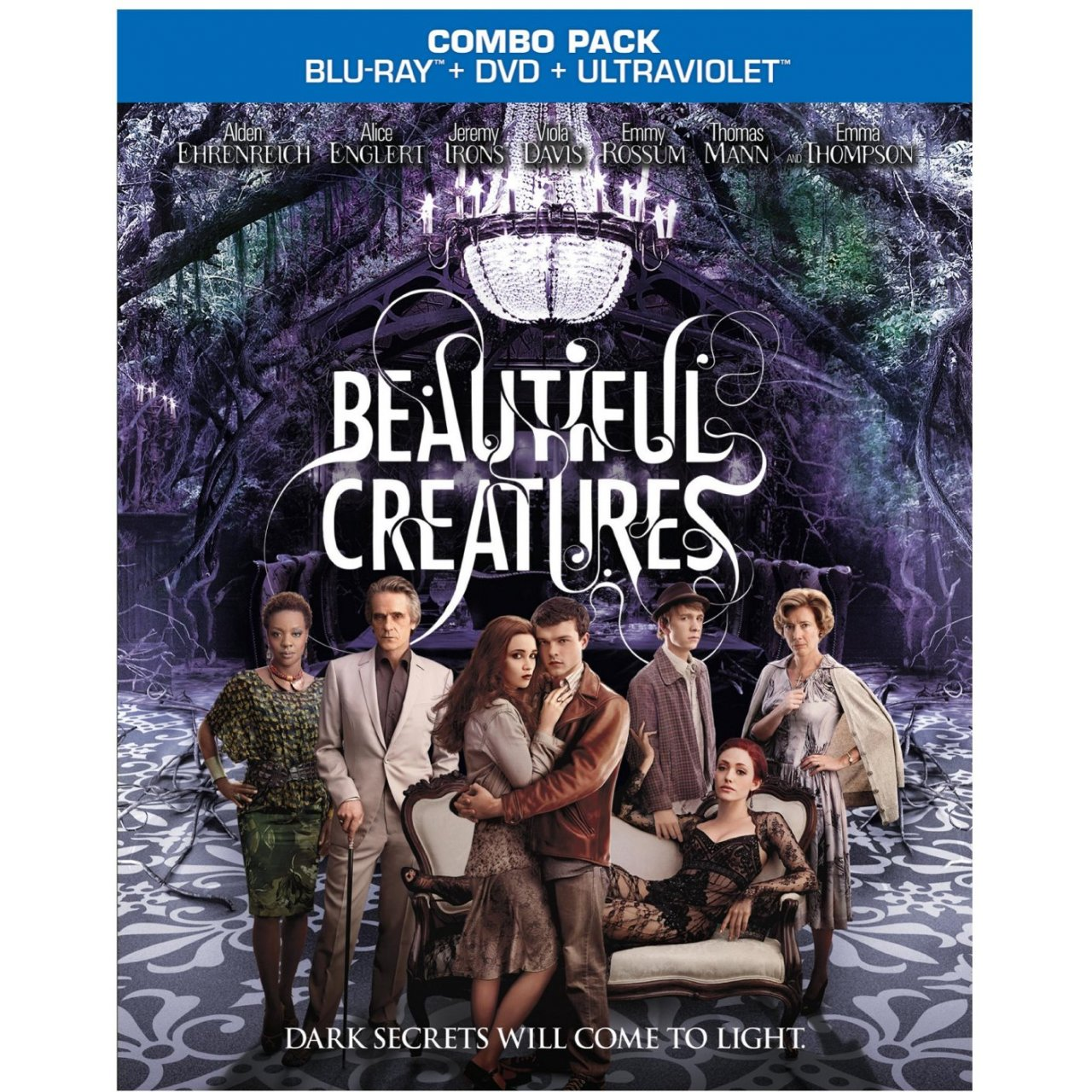 Purchase Beautiful Creatures in Bluray and DVD HERE