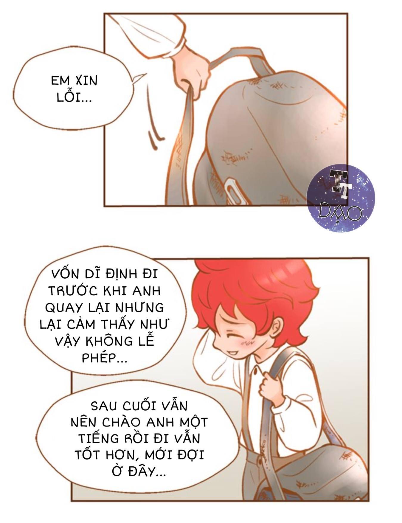 Tân Lang Nuôi Từ Thuở Bé Chap 6