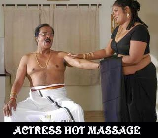 Hot Body Massage