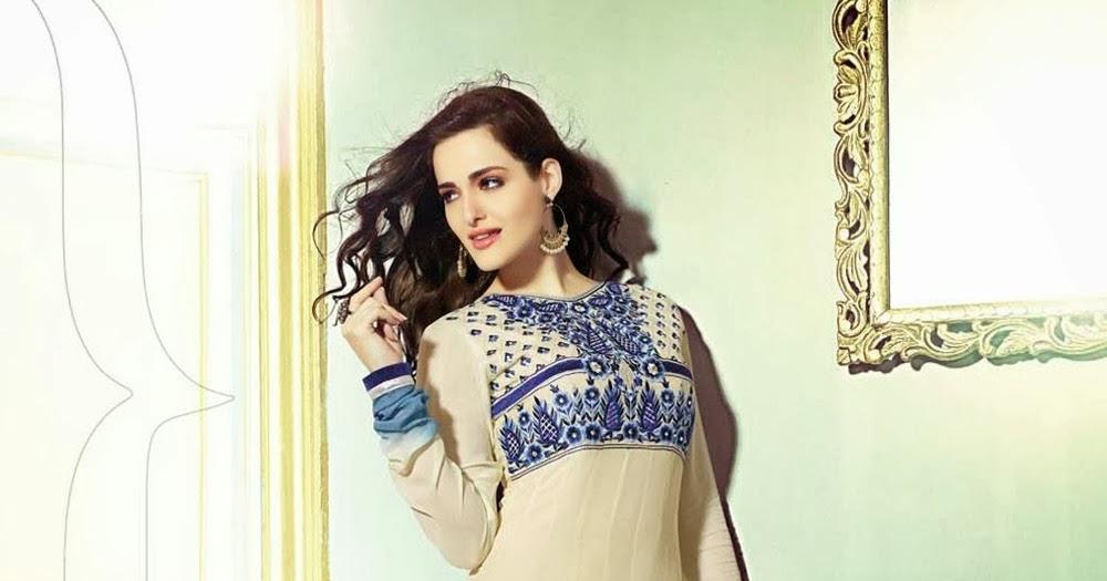 Beautiful Indian Dresses Pretty Wedding Anarkali Churidar