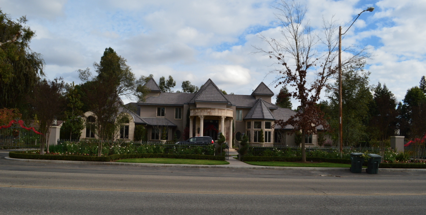 Eileen 39 S Home Design A Grand Estate In Fresno Ca