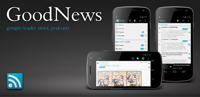 GoodNews Pro (Google Reader | RSS) v4.8.0 Apk App