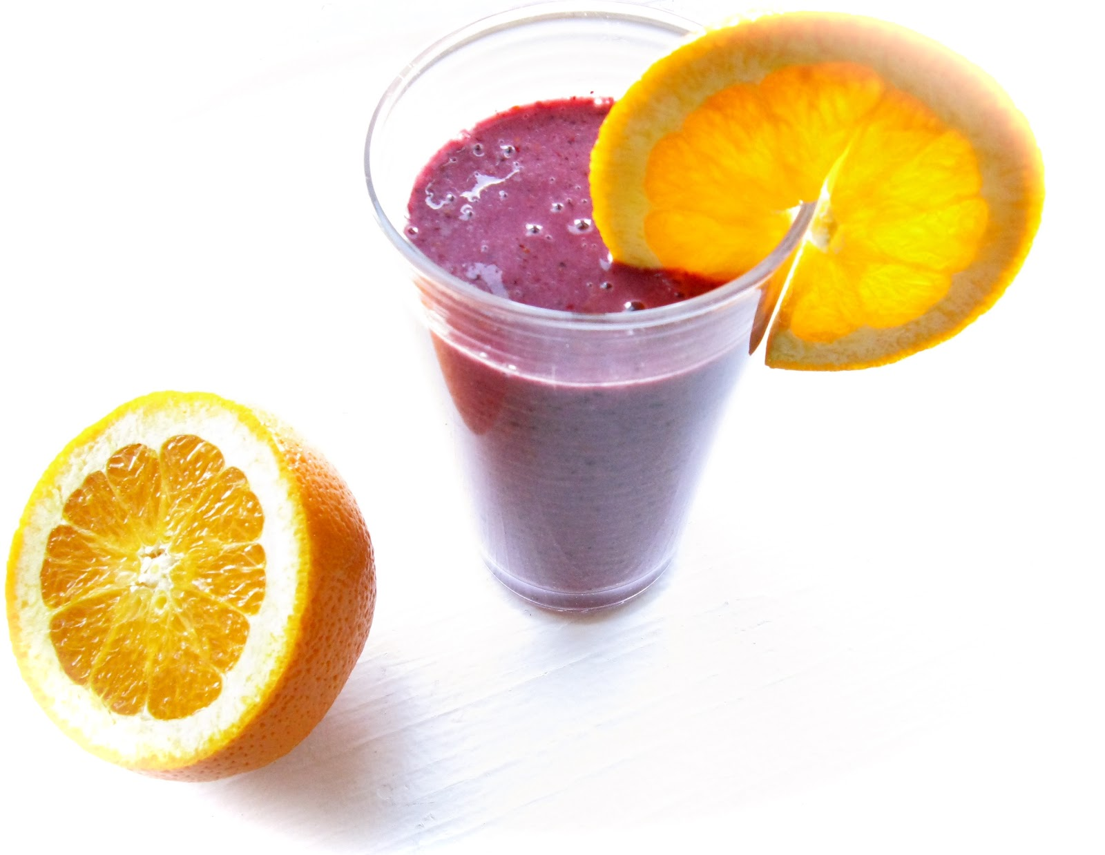 Orange Banana Berry Smoothie - The Best of this Life