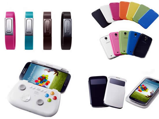 Smart Accessories For Samsung Galaxy S4