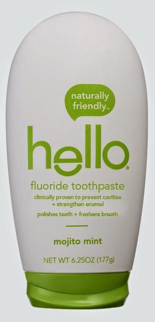 Hello Mojito Mint Toothpaste