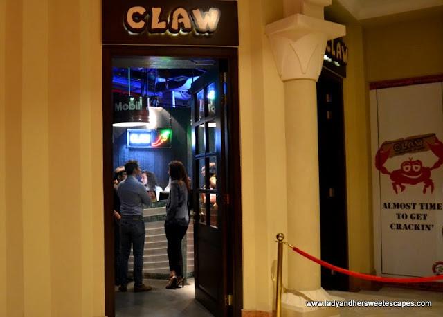 Claw BBQ at Souk Al Bahar