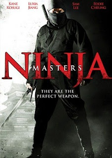 Ninja Masters (2013) DVDRip Full Movie Watch Online Free