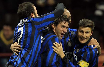 Inter Milan 5 - 0 AC Parma (1)