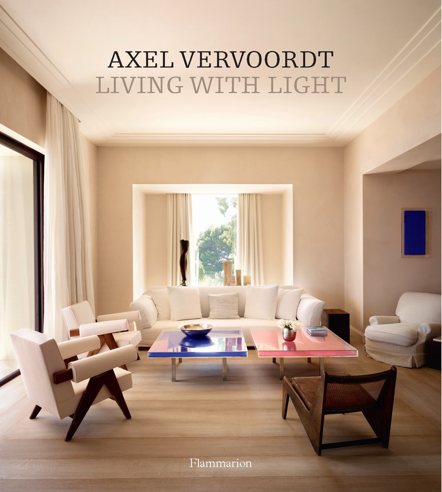 T H E V I S U A L V A M P Axel Vervoordt Living With Light