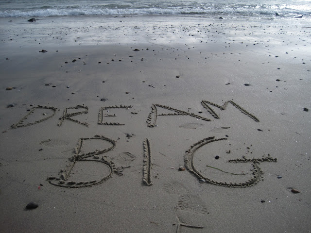 Dream big or not