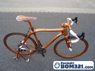 Basikal Dari Kayu