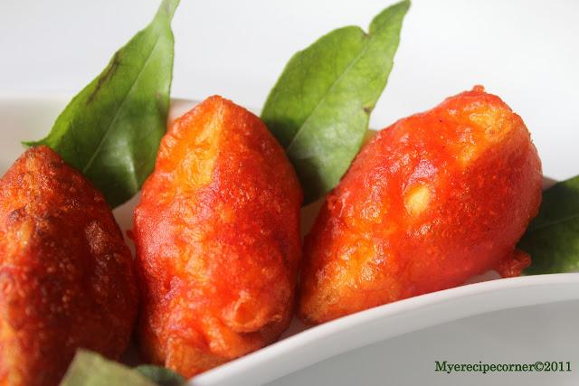Mye S Kitchen Egg 65 Egg Pakora