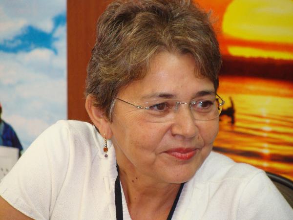 UFRN: Professora Selma Jerônimo recebe prêmio da Universidade de Iowa nos Estados Unidos