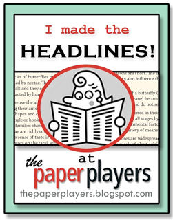 The Paper Players Headliner