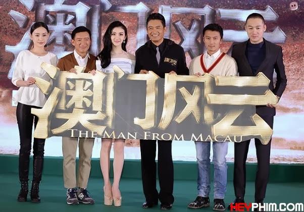 heyphim h1 Người Đến Từ Macau