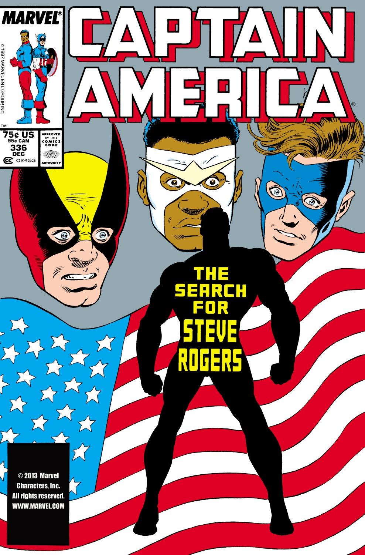 Captain America (1968) Issue #336 #265 - English 1